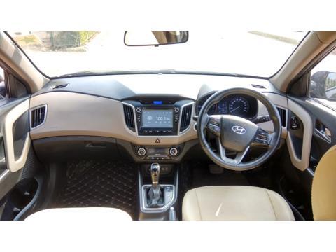 Hyundai Creta SX+ 1.6 U2 VGT CRDI AT (2016) in New Delhi