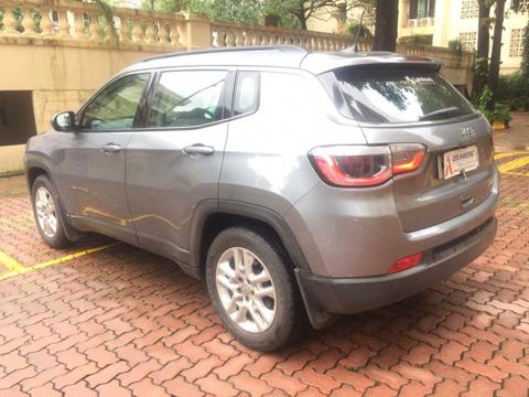 Jeep Compass Limited 2.0 Diesel (2018) in Mumbai