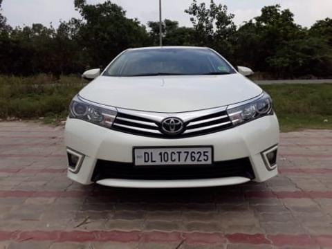Toyota Corolla Altis GL Diesel (2016) in New Delhi