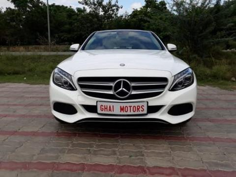 Mercedes Benz C Class C 200 Avantgarde (2017) in Faridabad