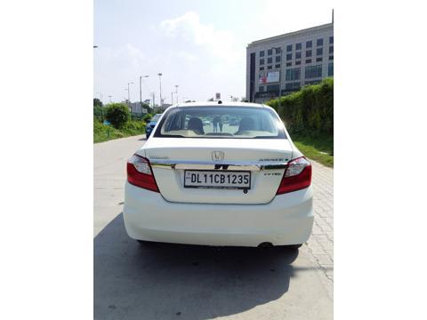 Honda Amaze S MT Petrol (Opt) (2018) in Gurgaon