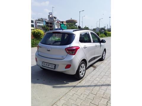 Hyundai Grand i10 Sportz 1.2 Kappa VTVT (2017) in Gurgaon