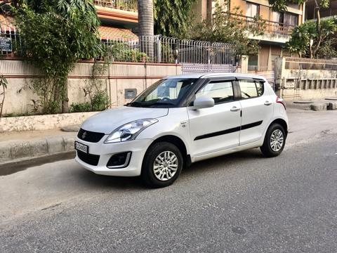 Maruti Suzuki Swift LXi ( Optional ) (2017) in New Delhi
