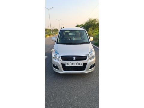 Maruti Suzuki Wagon R 1.0 Vxi AMT (2016) in New Delhi