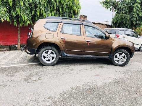 Renault Duster 110 PS RxL ADVENTURE (2014) in Jaunpur