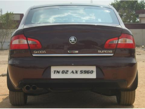 Skoda Superb 2.0 TDI CR AT Ambition (2012) in Coimbatore
