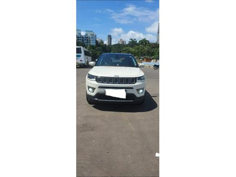 Jeep Compass Limited (O) 1.4 Petrol AT (2017) in Mumbai