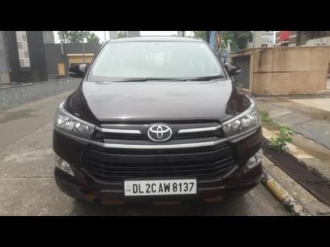 Toyota Innova Crysta 2.8 GX AT 8 Str (2017) in New Delhi