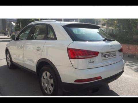 Audi Q3 2.0 TDI Quattro Premium+ (2013) in Gurgaon
