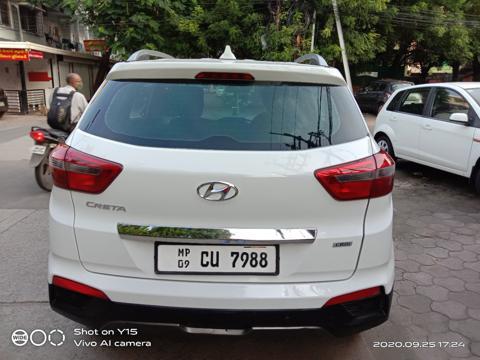 Hyundai Creta S+ 1.4 CRDI (2016) in Ujjain