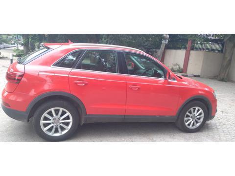 Audi Q3 2.0 TDI Quattro Premium+ (2014) in Gurgaon