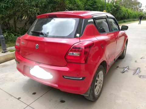 Maruti Suzuki Swift ZXi AMT (2018) in Bangalore