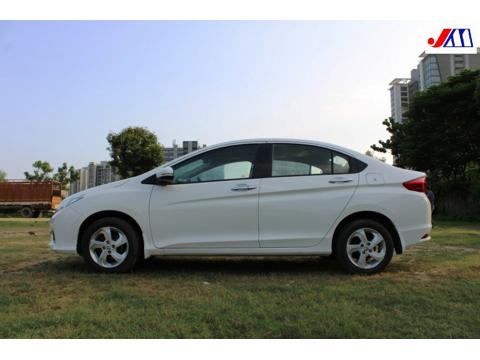 Honda City VX(O) 1.5L i-DTEC Sunroof (2014) in Ahmedabad