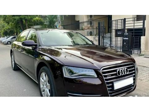 Audi A8 L 3.0 TDI quattro (2012) in New Delhi