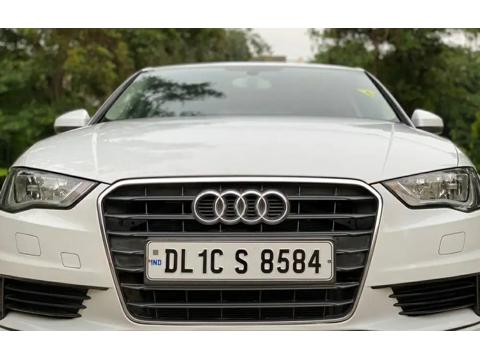 Audi A3 35 TDI Premium (2015) in New Delhi