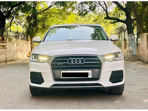 Audi Q3 35 TDI Premium + Sunroof (2015) in Gurgaon