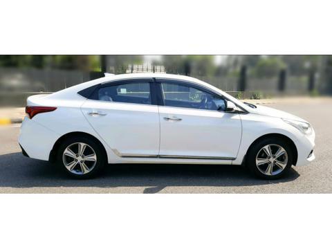 Hyundai Verna Fluidic 1.6 VTVT SX Opt AT (2018) in Faridabad