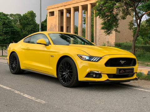 Ford Mustang GT Fastback 5.0L v8 (2017) in Hyderabad