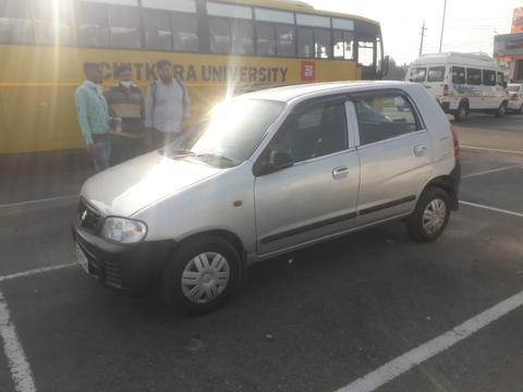 Maruti Suzuki Alto LXI BS IV (2011) in Panchkula