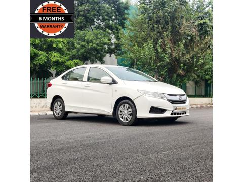 Honda City E 1.5L i-DTEC (2014) in Faridabad
