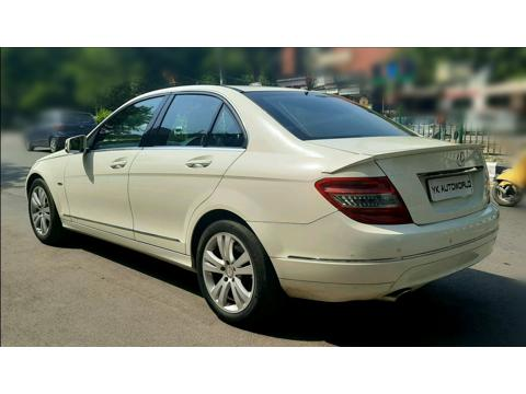 Mercedes Benz C Class C 250 CDI BE Elegance (2010) in New Delhi