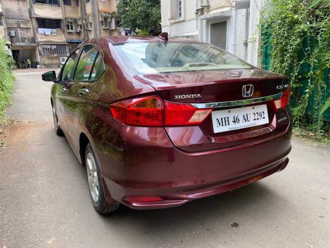 Honda City VX 1.5L i-VTEC CVT (2016) in Mumbai