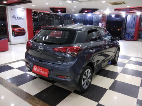 Hyundai Elite i20 1.2 Kappa VTVT Asta Petrol (2014) in Tumkur