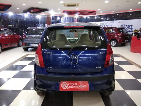 Hyundai i10 Asta 1.2 AT with Sunroof (2010) in Bangalore