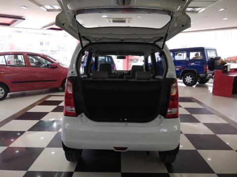 Maruti Suzuki Wagon R 1.0 Vxi AMT (2016) in Tumkur