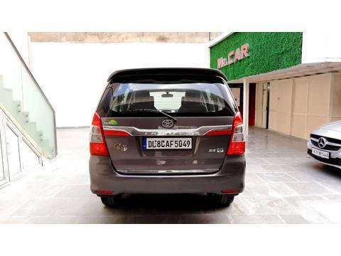 Toyota Innova 2.5 VX (Diesel) 7 STR Euro3 (2014) in New Delhi