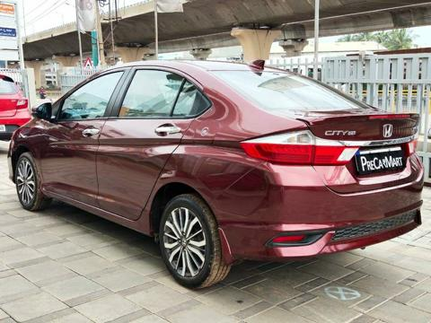 Honda City ZX CVT Petrol (2017) in Bangalore
