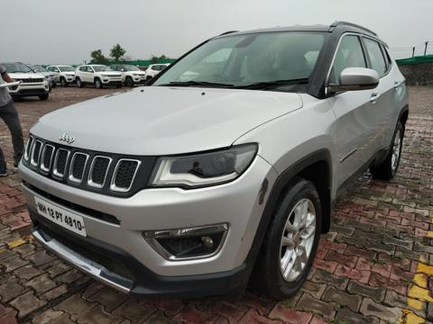 Jeep Compass Limited (O) 2.0 Diesel 4x4 (2017) in Mumbai