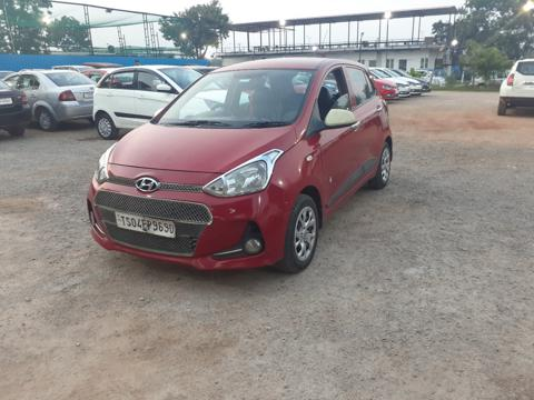 Hyundai Grand i10 Sportz (O) U2 1.2 CRDi (2017) in Hyderabad