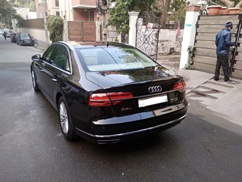Audi A8 L 50 TDI (2014) in New Delhi
