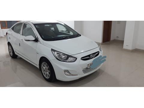 Hyundai Verna Fluidic 1.4 CRDi EX (2012) in Jammu
