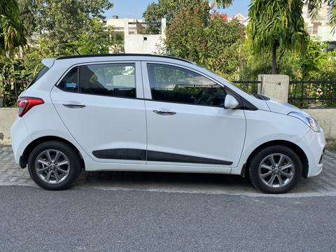 Hyundai Grand i10 Asta 1.1 CRDi (2015) in Meerut