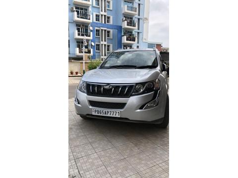 Mahindra XUV500 W6 FWD AT (2017) in Mohali