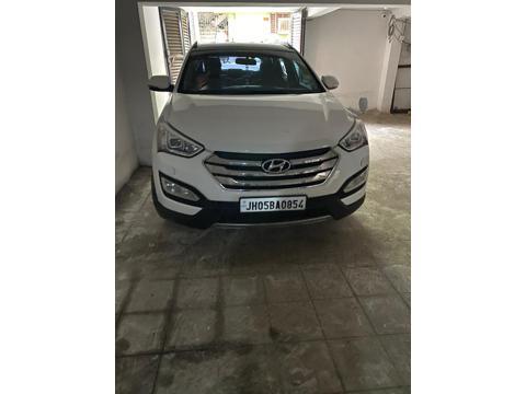 Hyundai Santa Fe 2 WD (2014) in Jamshedpur