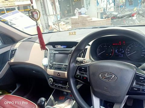 Hyundai Creta SX+ 1.6 Diesel Special Edition