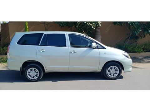 Toyota Innova 2.5 G4 8 STR (2007) in Rajkot