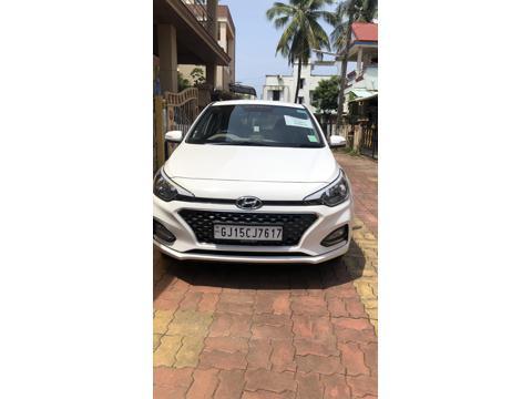 Hyundai Elite i20 Sportz Plus 1.2 CVT (2019) in Valsad