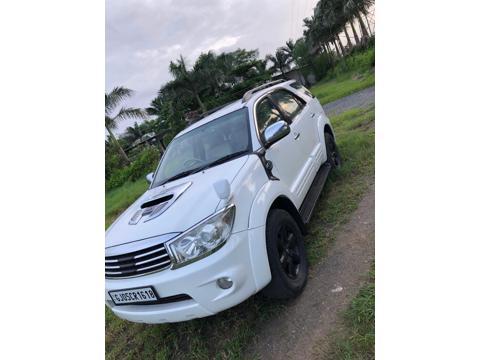 Toyota Fortuner 3.0 MT (2010) in Rajkot