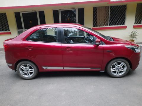 Ford Figo Aspire 1.5 TDCi Titanium (MT) Diesel Sports Edition (2017) in Jamshedpur