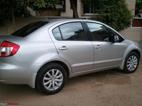 Maruti Suzuki SX4 VXI CNG BS IV (2008) in Guntur