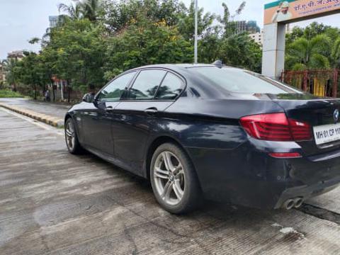 BMW 5 Series 520d M Sport (2017) in Mumbai
