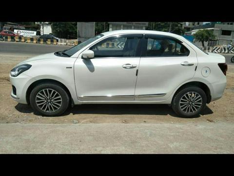 Maruti Suzuki New Swift DZire ZDI (2017) in Hyderabad