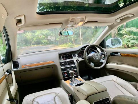 Audi Q7 35 TDI Technology Pack + Sunroof (2015) in Ghaziabad