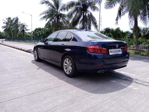 BMW 5 Series 520d Sedan Luxury (2014) in Mumbai