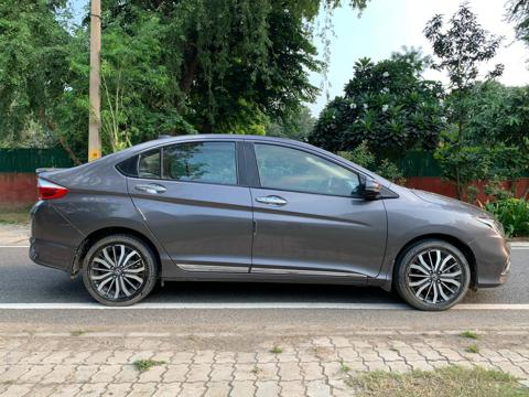Honda City ZX CVT Petrol (2017) in Noida