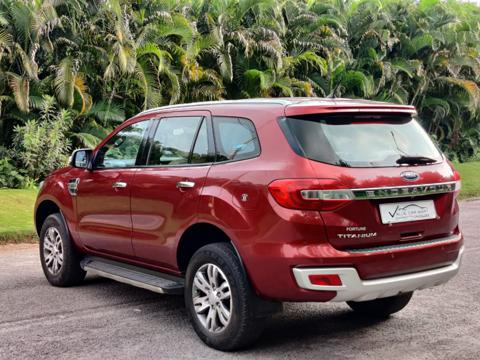 Ford Endeavour Titanium 2.2 4x2 AT (2016) in Hyderabad
